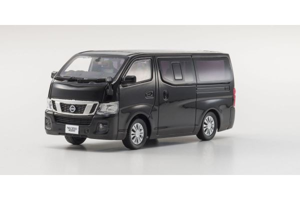 KYOSHO 1/43scale NISSAN NV350 CARAVAN Black [No.KS03639BK]