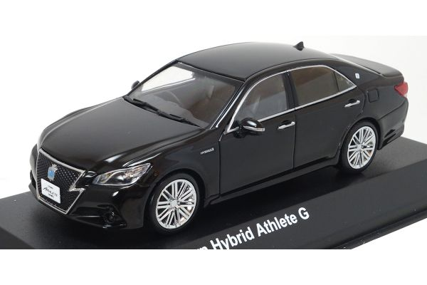 KYOSHO 1/43scale Toyota Crown Athelete Black [No.KS03645BK]