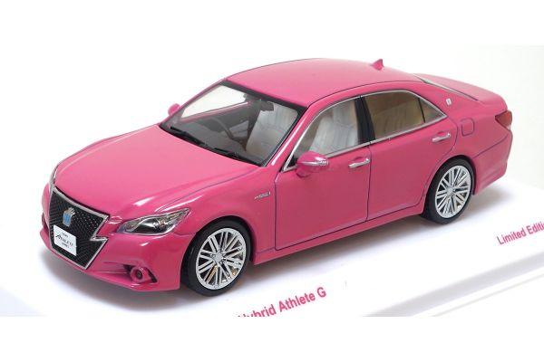 KYOSHO 1/43scale Toyota Crown Athelete Pink [No.KS03645P]
