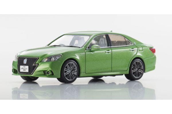 KYOSHO 1/43scale Toyota Crown Athelete Pearl Green [No.KS03645PG]