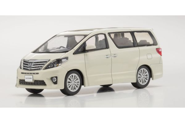 KYOSHO 1/43scale Toyota Alphard 350S C Package Gold Pearl Crystal Shine [No.KS03646GL]