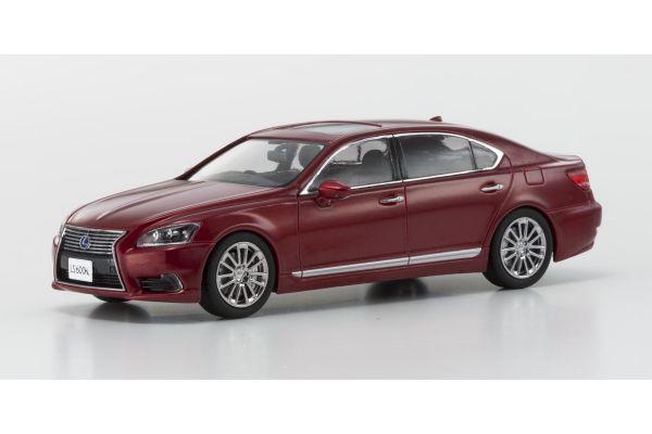 KYOSHO 1/43scale Lexus LS 600hL Red  [No.KS03647R]