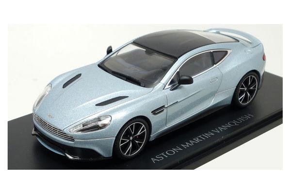 KYOSHO 1/43scale Aston Martin Vanquish Skyfall Silver [No.KS05581SS]