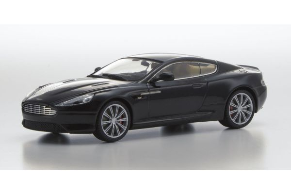 KYOSHO 1/43scale Aston Martin DB9 Onyx Black [No.KS05591NX]