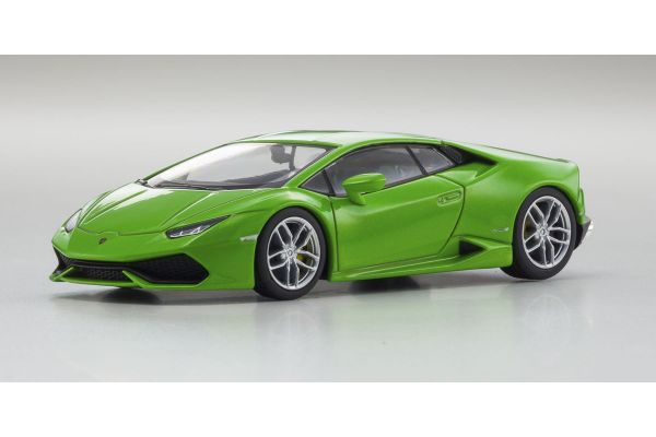 KYOSHO 1/43scale Lamborghini Huracan LP610-4 Green [No.KS05600G]