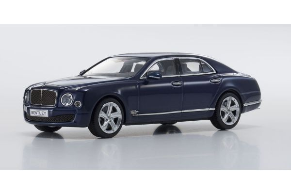 KYOSHO 1/43scale Bentley MULSANNE SPEED Marlin [No.KS05611MBL]