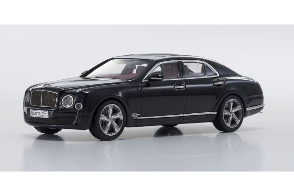 KYOSHO 1/43scale Bentley MULSANNE SPEED Speed Onyx [No.KS05611NX]