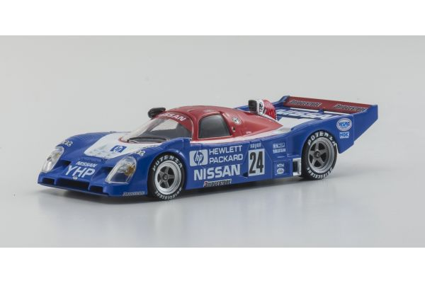 KYOSHO 1/64scale NISSAN R92CP No.24 1992 Fuji 1000km Limited Racing on x KYOSHO Collaboration Model [No.KS06434C]