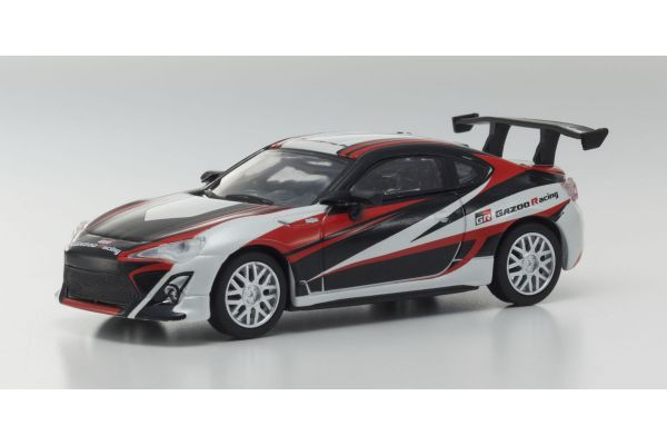 KYOSHO 1/64scale GAZOO Racing TOYOTA 86 Test Car [No.KS07042A6]