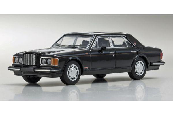 KYOSHO 1/64scale Bentley TurboR Black metallic [No.KS07043A2]