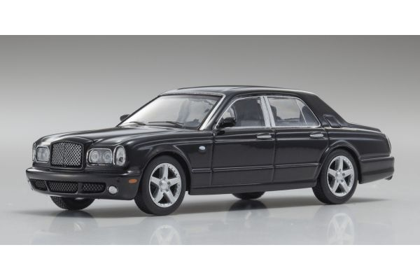 KYOSHO 1/64scale Benltey Arnage T Black metallic [No.KS07043A9]