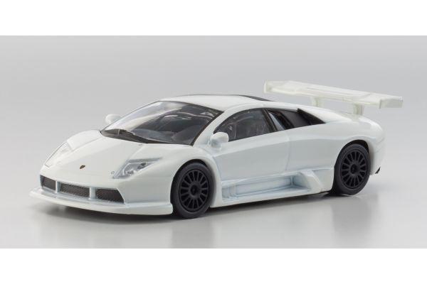 KYOSHO 1/64scale Lamborghini Murcielago R-GT White [No.KS07045A10]