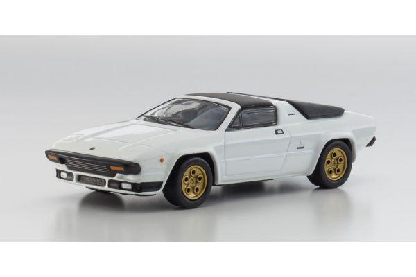 KYOSHO 1/64scale Lamborghini Silhouette White [No.KS07045A8]