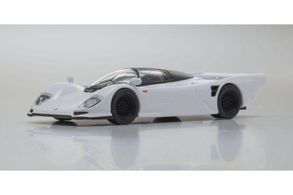 KYOSHO 1/64scale Porsche 962C White [No.KS07048A6]