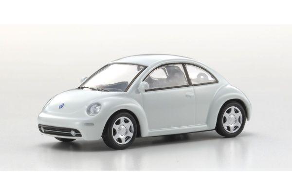 KYOSHO 1/64scale VW New Beetle 1999 White [No.KS07050A10]