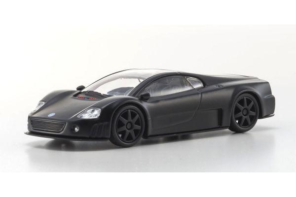 KYOSHO 1/64scale VW Nardo W12 coupe 2001 matte black [No.KS07050A11]