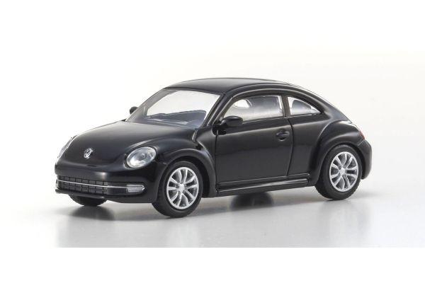 KYOSHO 1/64scale VW THE Beetle 2012 Black [No.KS07050A16]