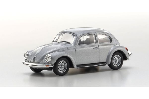 KYOSHO 1/64scale VW Beetle 1303s 1974 Silver metallic [No.KS07050A6]
