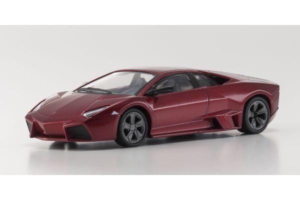 KYOSHO 1/64scale Lamborghini Reventon Red Metallic [No.KS07051A4]