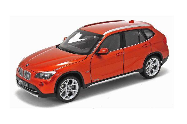 KYOSHO 1/18scale BMW X1 xDrive 28i E84 Valencia Orange [No.KS08791VP]