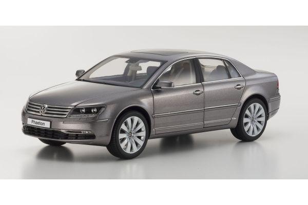 KYOSHO 1/18scale Volkswagen Phaeton Arabesque Silver [No.KS08831AS]