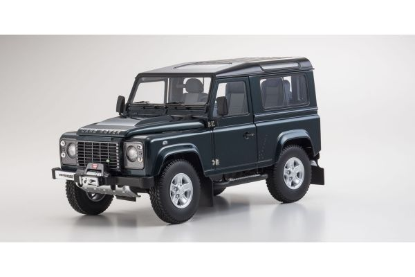 KYOSHO 1/18scale Land Rover Defender 90 Antree Green [No.KS08901G]