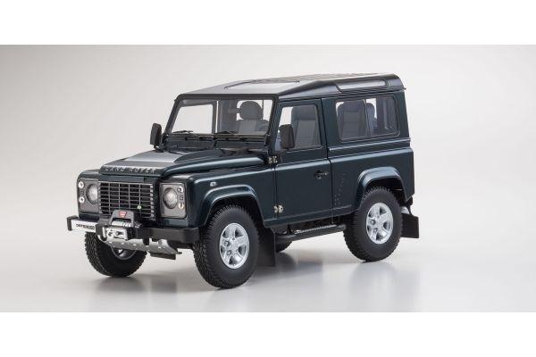 KYOSHO 1/18 Land Rover Defender 90 Antree Green [No.KS08901G]