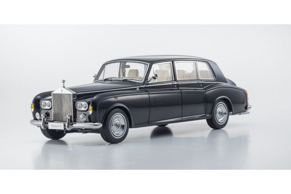 KYOSHO 1/18scale Rolls Royce Phantom VI Black  [No.KS08905BK]