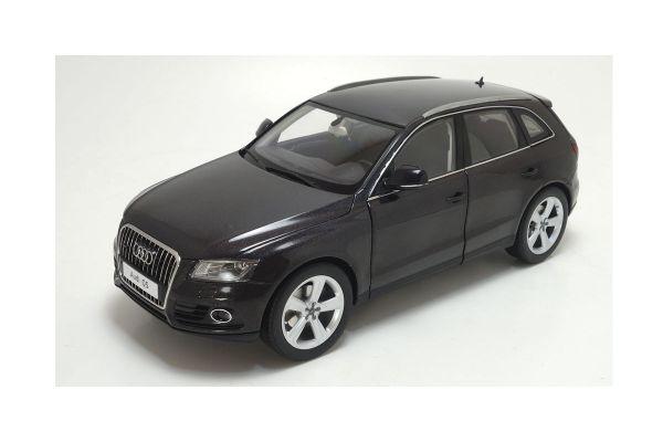 KYOSHO 1/18scale Audi Q5 2013 Lava Grey [No.KS09242LG]
