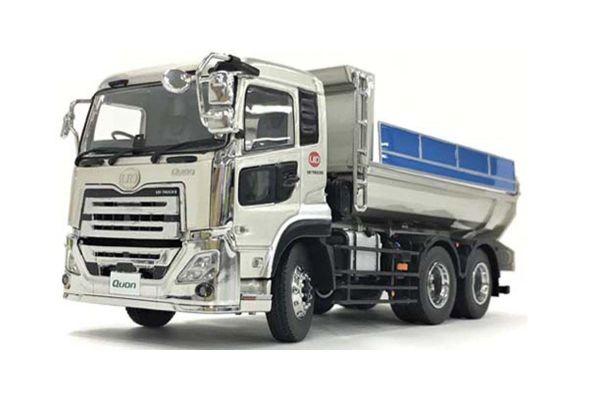 KYOSHO ORIGINAL 1/43scale UD TRUCKS QUON Dump Truck (Champagne Gold)  [No.KS67373GL]