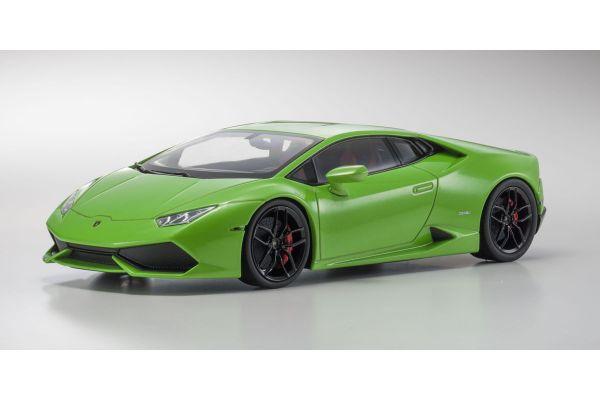 OUSIA 1/18scale Lamborghini Huracan LP610-4 Green [No.KSC09511G]