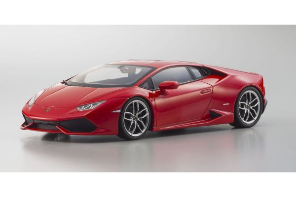 OUSIA 1/18scale Lamborghini Huracan Red Metallic [No.KSC09511R]