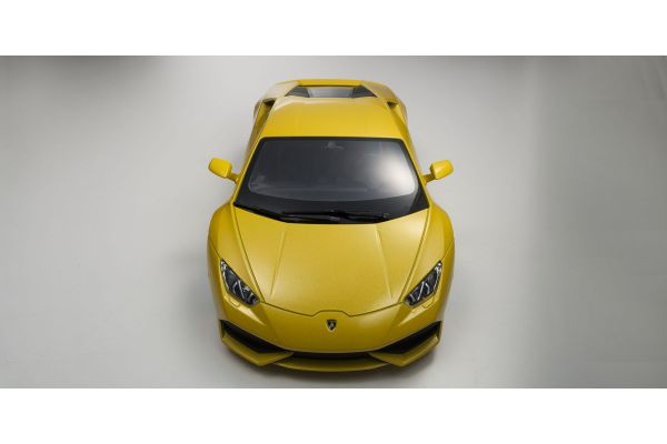 OUSIA 1/18scale Lamborghini Huracan Yellow Pearl [No.KSC09511Y]