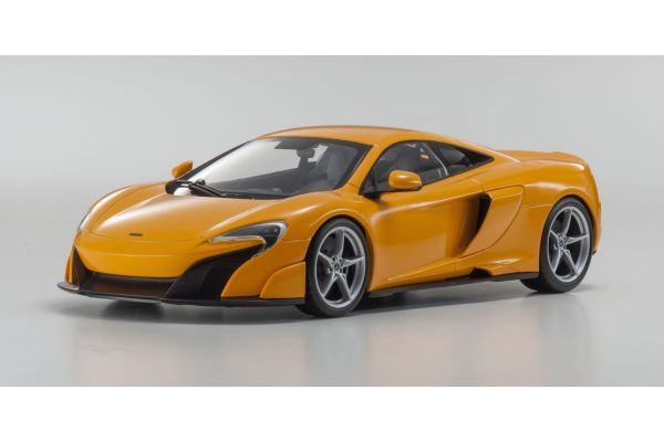 OUSIA 1/18scale McLaren 675 LT Orange  [No.KSC09541P]