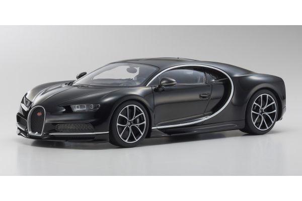 OUSIA 1/18scale Bugatti Chiron Black  [No.KSC09548BK]