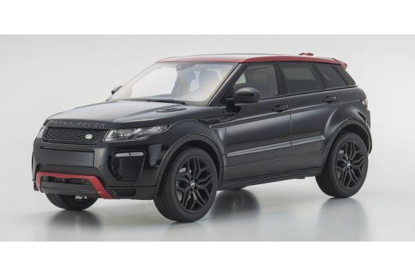 OUSIA 1/18scale Range Rover Evoque Ember Limited Edition Santorini Black  [No.KSC09549BK]