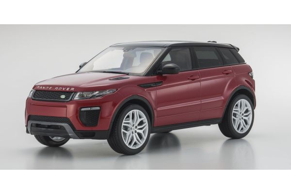 OUSIA 1/18scale Range Rover Evoque Firenze Red  [No.KSC09549R]