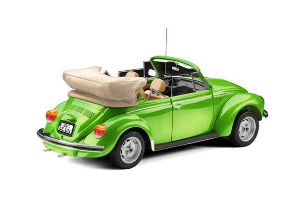 LEGRAND 1/8scale VW Beetle Convertible 1303 (Green) Assembly Kit  [No.KSLE101]