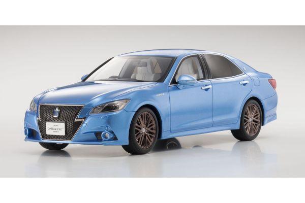SAMURAI 1/18scale Toyota CROWN Hybrid Athlete S Sora(Blue) [No.KSR18001BL]
