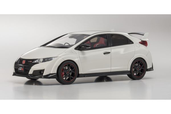 SAMURAI 1/18scale Honda Civic Type R White  [No.KSR18022W]