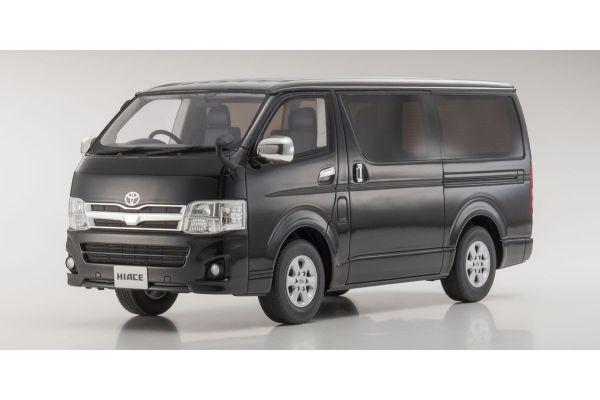 SAMURAI 1/18scale Toyota Hiace Super GL Black [No.KSR18003BK]