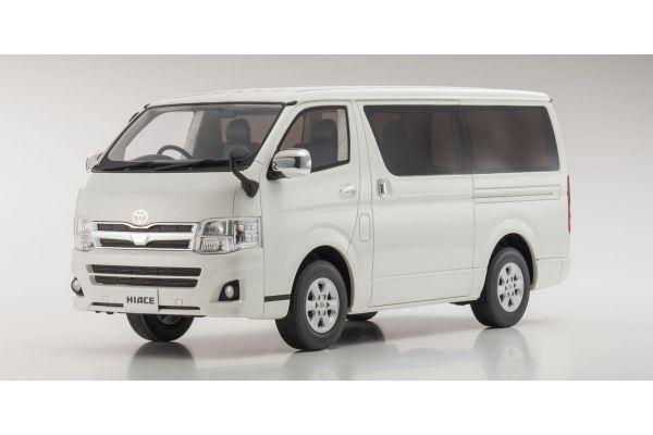 SAMURAI 1/18scale Toyota Hiace Super GL White [No.KSR18003W]