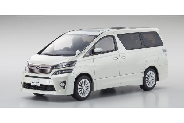 SAMURAI 1/18scale Toyota Vellfire 3.5 Z G Edtion White [No.KSR18004W]