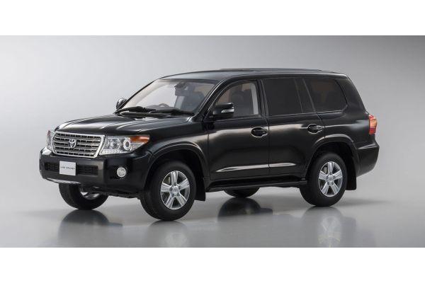SAMURAI 1/18scale Toyota Land Cruiser AX G Selection Black [No.KSR18008BK]