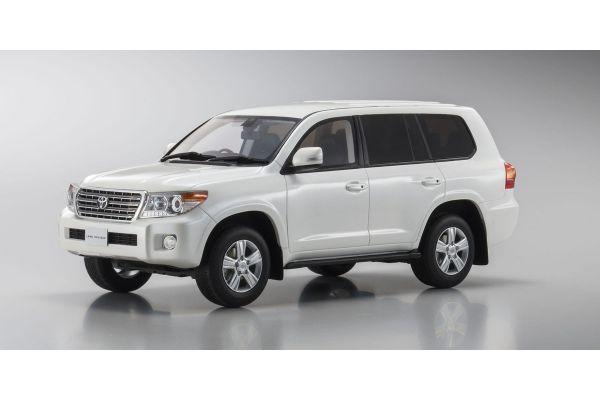 SAMURAI 1/18scale Toyota Land Cruiser AX G Selection White [No.KSR18008W]