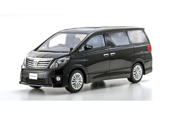 SAMURAI 1/18scale Toyota ALPHARD 350S C Package Black [No.KSR18013BK]
