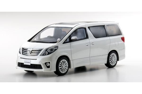 SAMURAI 1/18scale Toyota ALPHARD 350S C Package White [No.KSR18013W]