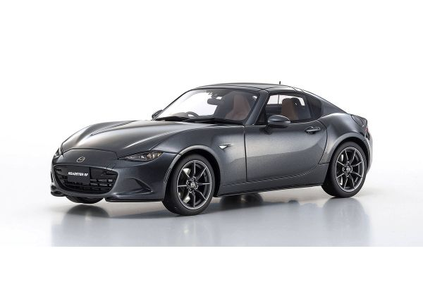 SAMURAI 1/18scale Mazda Roadster RF Gray  [No.KSR18025GR]