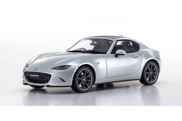 SAMURAI 1/18scale Mazda Roadster RF Silver  [No.KSR18025S]