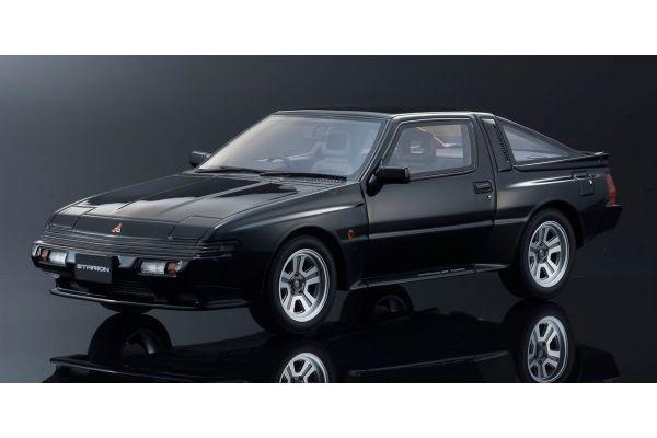 SAMURAI 1/18scale Mitsubishi Starion GSR-VR (black)   [No.KSR18034BK]